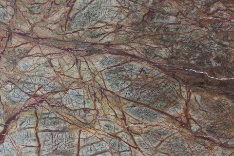 Rainforest Leather quartzite